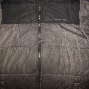 calvin Klein jacket kids size medium